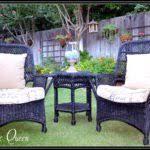 painting rattan furniturePainted Rattan Chairs  Lentine Marine  8705