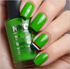 Nyc Nail Polish Color Chart The Polished Perfectionist Euro 2012 Nails