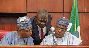 Image result for nationAL assembly in joint session nigeria