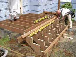 building deck stairs. Interesting Building Building Deck Stairs Is A Step By Process Of How To Build Deck Stairs  Along With Large Pictures Help You Understand The Better Throughout C