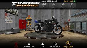 twisted dragbike racing gudang game android apptoko