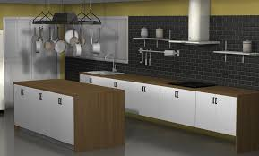Small Picture Kitchen design ideas an IKEA kitchen with fewer wall cabinets