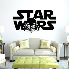star wars wall decal star wars wall decals canada