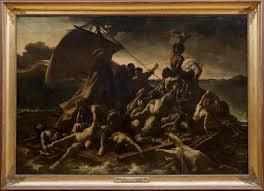 <b>The Raft</b> of the Medusa   Louvre Museum   Paris