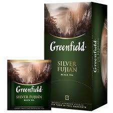 <b>Чай Greenfield Silver</b> Fujian черн., 25пак