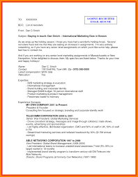 Cover Letter Sample Resume Email Introduction How To And For Job ...