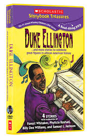 win a copy of the scholastic storybook treasures duke ellington  j ust