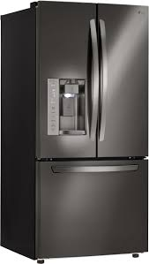 lg refrigerator 24. lg lfxs24623d - 33 inch french door refrigerator from in black stainless steel lg 24