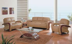 Tan Leather Living Room Set Leather Sofa Sets Belgravia Recliner 3 2 Seater Leathaire Manual