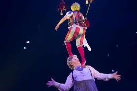 Torna in Italia Corteo di Cirque du Soleil - upday news - Le notizie dall' Italia e dal mondo
