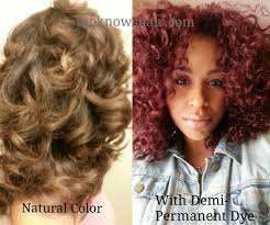 Using Semi Permanent Blonde Dye On Brown Hair