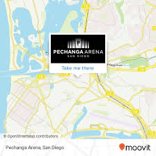 How To Get To Pechanga Arena In San Diego By Bus Trolleybus