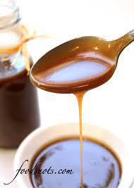 homemade caramel sauce recipe ss