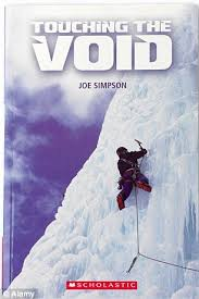 touching the void author faces teenage twitter mob after they  gripping simpson s incredible tale of survival has become part of mountaineering folklore