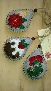 felt crafts 1 image by Janie Fischer | Felt crafts christmas, Felt  christmas ornaments, Christmas ornament crafts