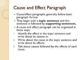 sample cause and effect essay topics << custom paper help sample cause and effect essay topics