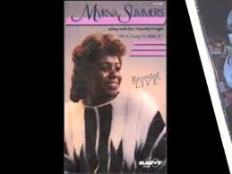 Myrna Summers-Uncloudy Day - YouTube