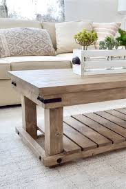 Duplicate this wooden pallet coffee table that has been done with diagonal filling of pallet slats, and it also comes with an elegant bottom shelf! Best Diy Coffee Table Ideas For 2020 Cheap Gorgeous Crazy Laura