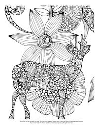 Download Incredible Free Pdf Coloring Pages