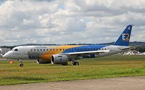 Embraer E-Jets E2 – Wikipédia, a enciclopédia livre