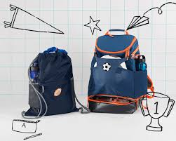 Backpacks vs. <b>cinch</b> bags | Lands' End