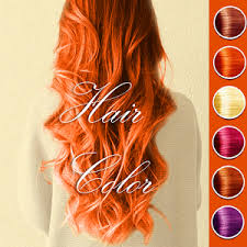 Hairstyle Color hair color changer real android apps on google play 6616 by stevesalt.us