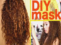 diy hair mask for curly hair you hair masks for dry frizzy hair homemade
