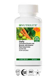 Amway products for daily use