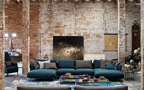 Artistic Living Room Artistic Brick Living Room Wallpaper Walldevil