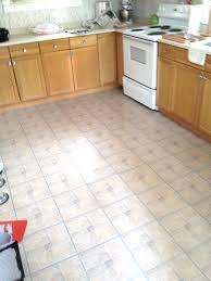 kitchen vinyl floor tiles flooring in modern style