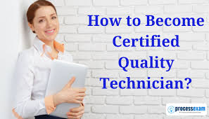 quality assurance technicians becoming a quality technician outline for success process
