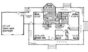 22 pictures one floor house plans with wrap around porch