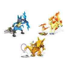 Mega Construx Pokémon Power Packs Assortment | GDW29
