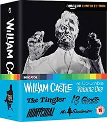 <b>William Castle</b> at Columbia Volume One - Limited Edition Blu Ray ...