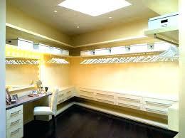 led closet lighting walk in modern light fixtures image rod sold by winona led closet lighting lighted rod