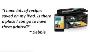 How Do I Print From My Ipad How Do I Print From My Iphone Ipad Or Android Device Can I Print