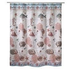 vintage shower curtain. Castiglione Vintage Shower Curtain