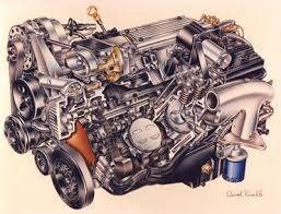 cooler heads prevail pouring over gm s lt1 engine and reverse cooler heads prevail pouring over gm s lt1 engine and reverse flow technology engine builder magazine