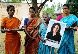 Indians in Kamala Harris's Ancestral ...