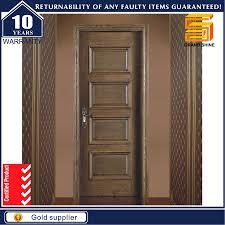 China Solid Wooden Door Used For Interior Door China Door Wood Door