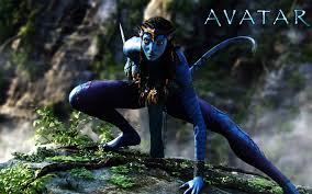 avatar film review the alphatucana website avatar movie poster neytiri zoe saldana