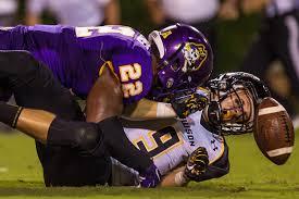 Ecu Football Depth Chart 2015 Terrell Richardson Football East Carolina University