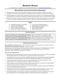 Sales And Marketing Resume Templates 24 Perfect Marketing Resume Templates for Every Job Seeker WiseStep 22