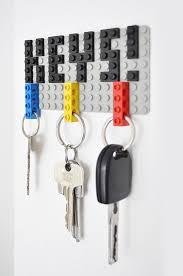 diy idea make a lego key organizer