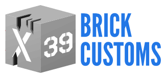 Image result for x39 brick customs