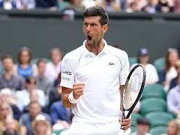 Novak Djokovic zieht problemlos ins Halbfinale in Wimbledon ein