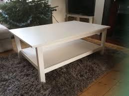 IKEA hemnes coffee table white