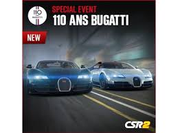 The bugatti divo is part of the special exhibition as a celebration of the brand's 110th anniversary, alongside eb 110, veyron, chiron, and the galibier concept. Correcting And Replacing Photo Zynga Celebrates Bugatti S 110th Anniversary With Special Csr Racing 2 Event Series Financial Post