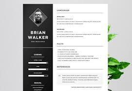 Cv Word Template Design Under Fontanacountryinn Com
