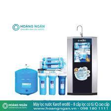 Máy lọc nước Karofi ero80 – 8 cấp lọc có tủ IQ cao cấp chính hãng giá tốt  nhất 11/2020
